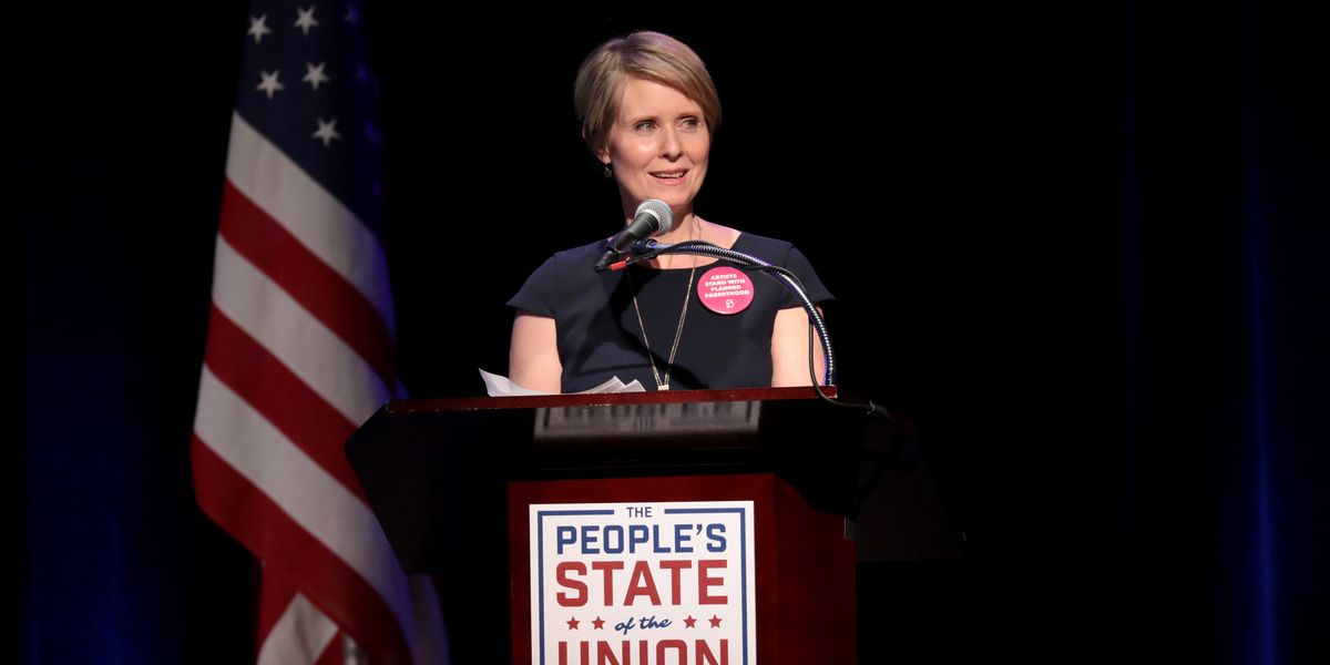 Cynthia Nixon Will Sit Down With Wendy Williams