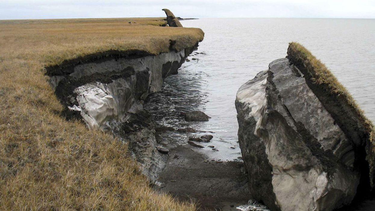 Melting Permafrost Emits More Methane Than Scientists Thought