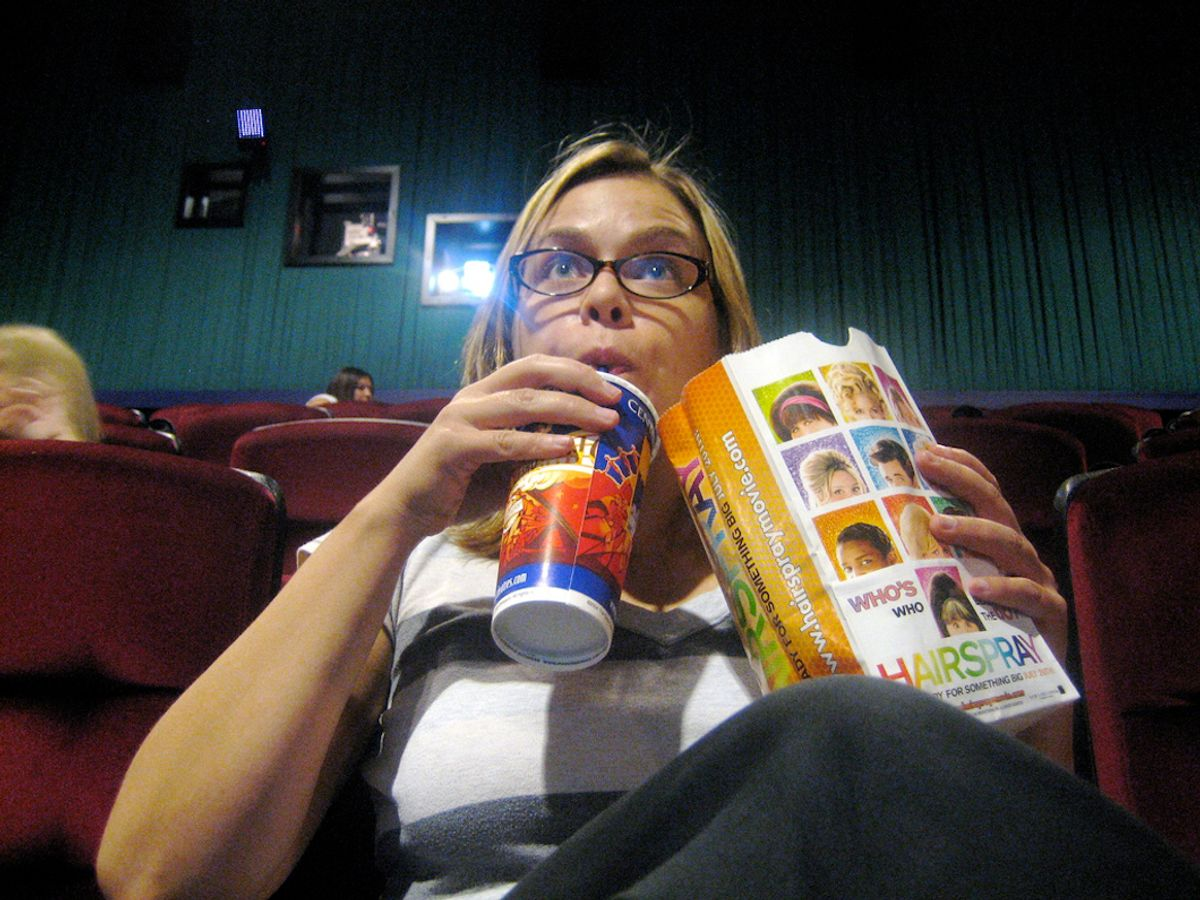 9 Reasons Going To The Movies Alone Is More Liberating Than It Is Embarrassing
