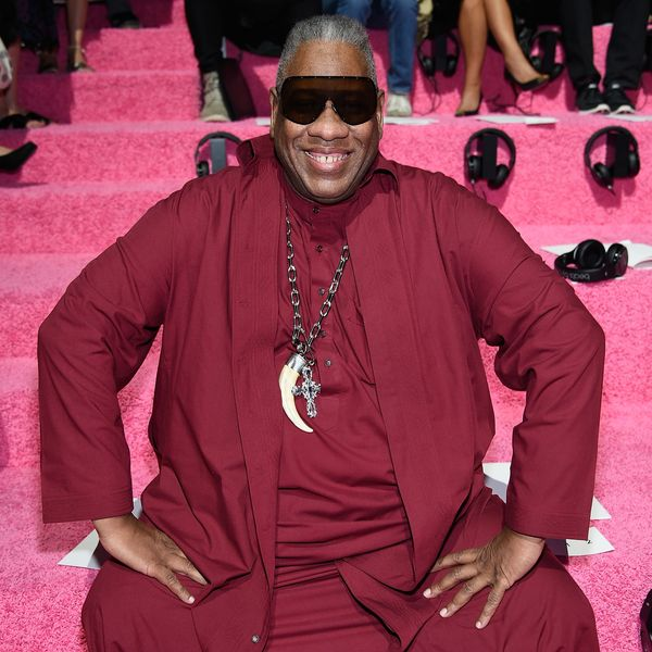 The André Leon Talley Documentary Looks as Uplifting as They Come