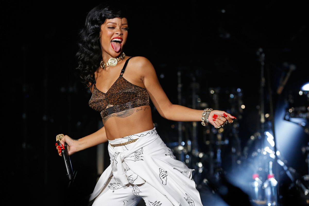 Rihanna is Reportedly Releasing a Lingerie Line