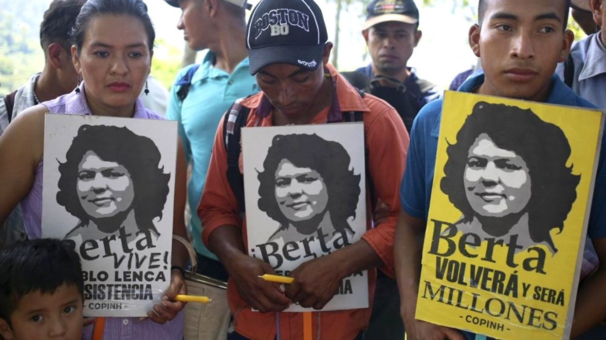 Historic Latin American Treaty Protects Environmental Activists