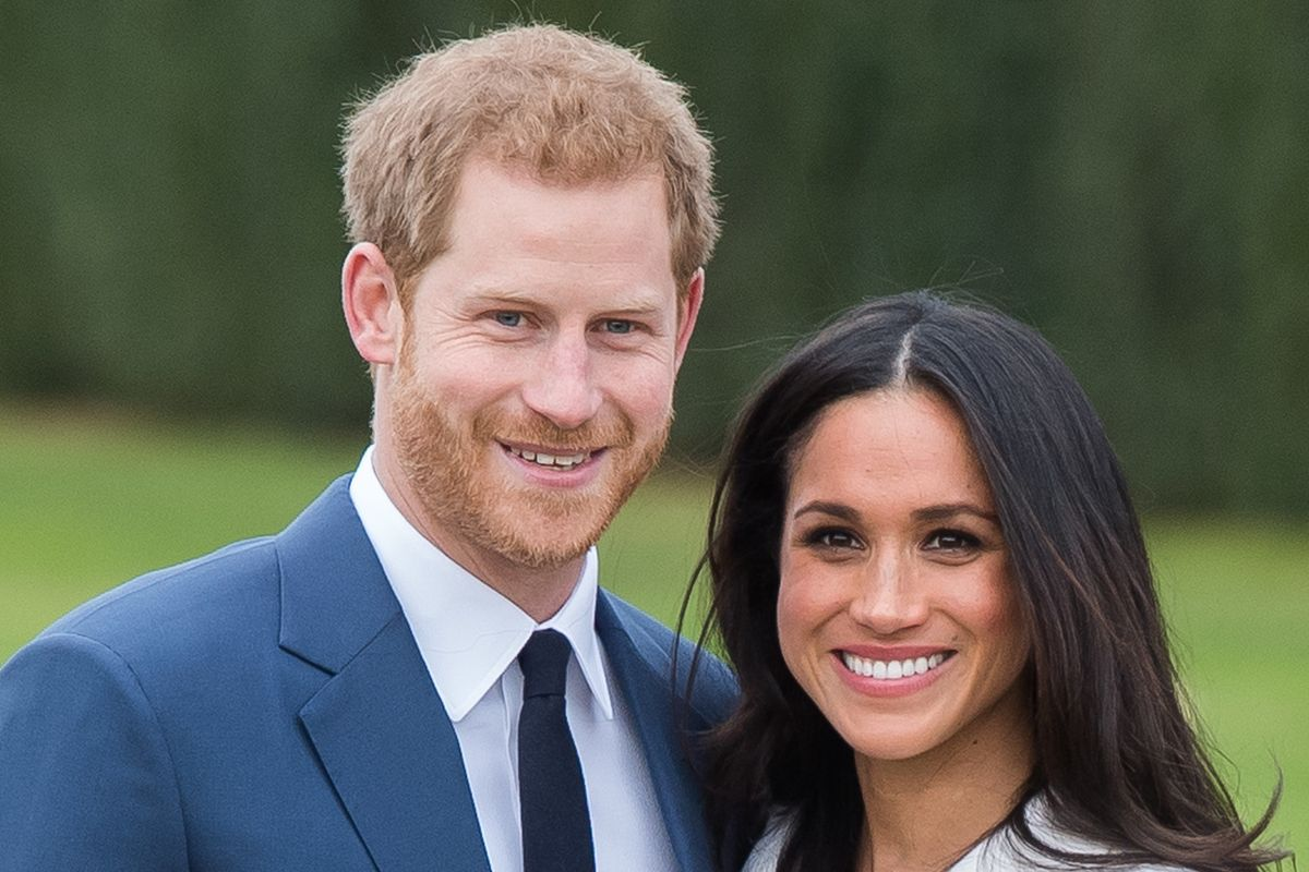 You Can Now Take Meghan Markle and Prince Harry Into the Bedroom