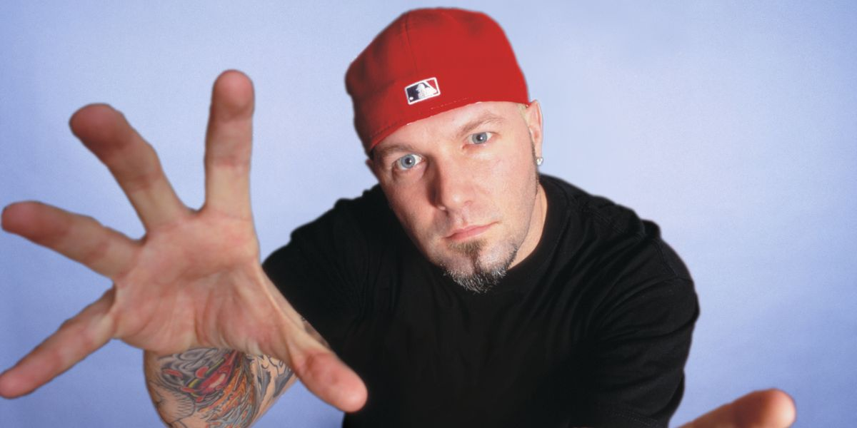 Fred Durst Is Making a Movie About His Stalker, Starring John Travolta