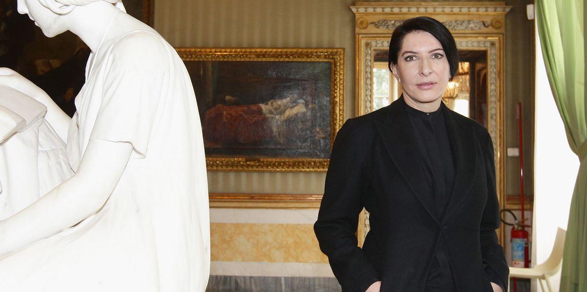 Marina Abramović to Write, Direct and Star In an Opera