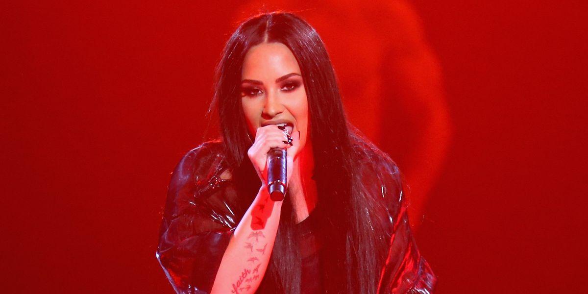 Demi Lovato Slides Into Her Crushes' Instagram DMs