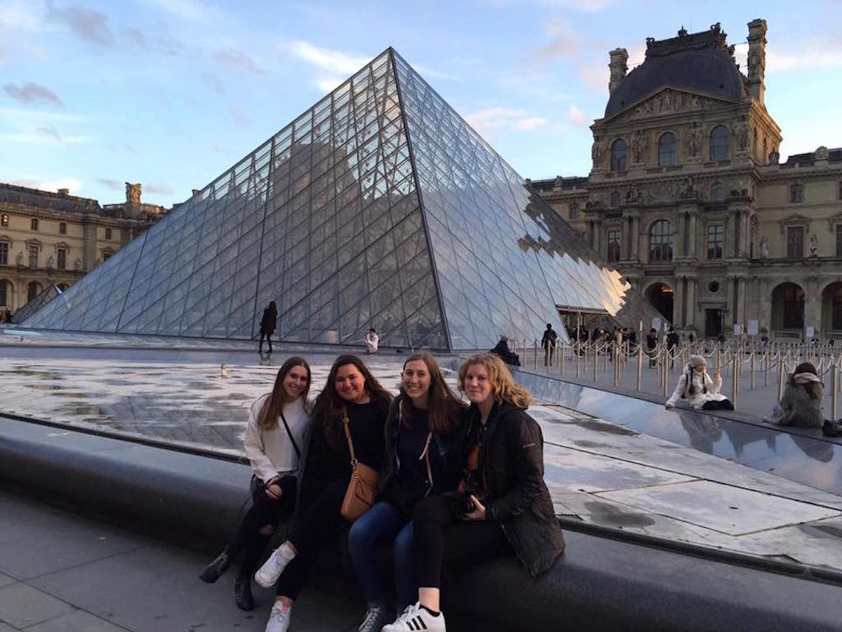 What It Means To Study Abroad