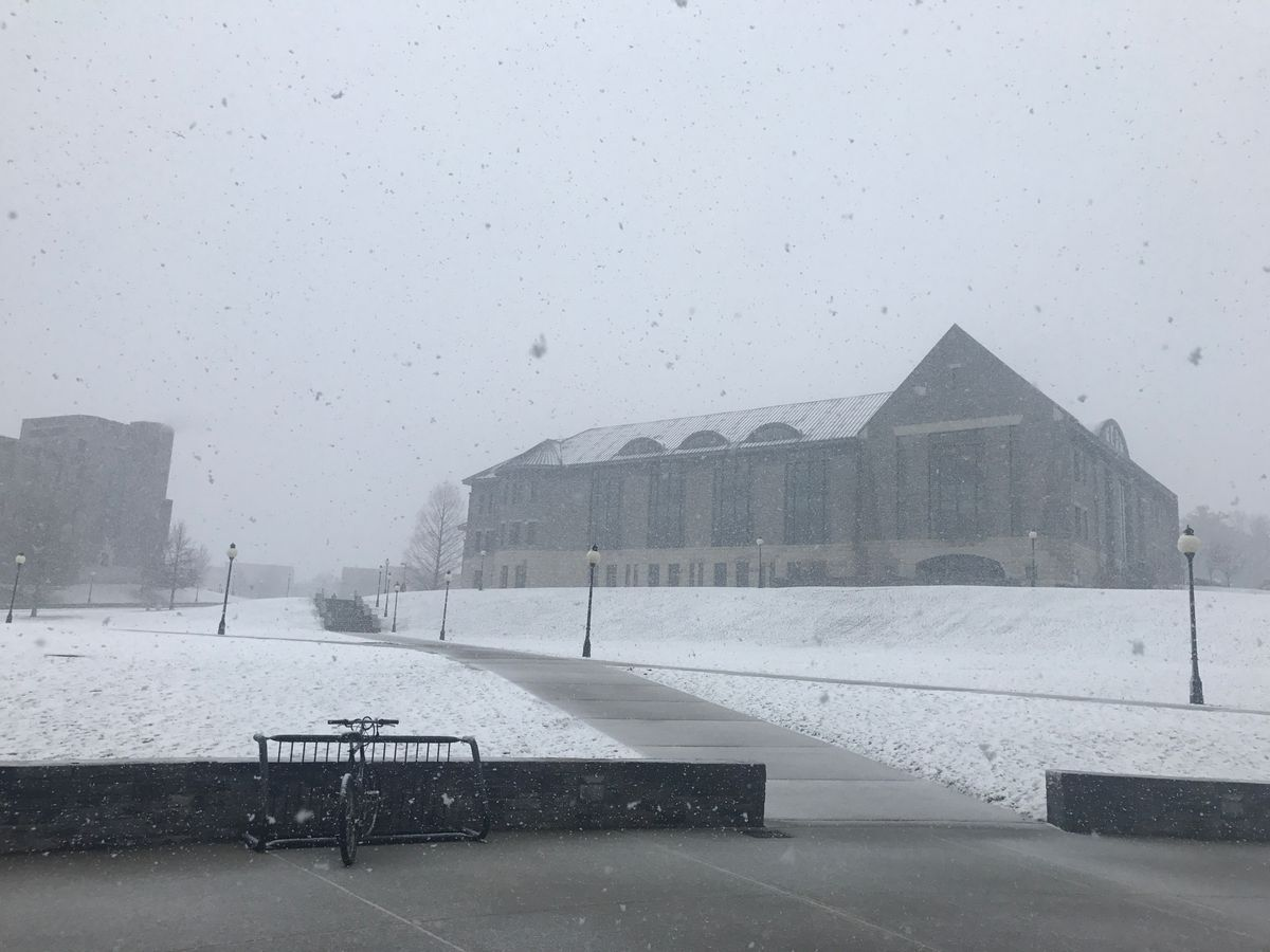 Snowmageddon At Marist College: A Photo Essay