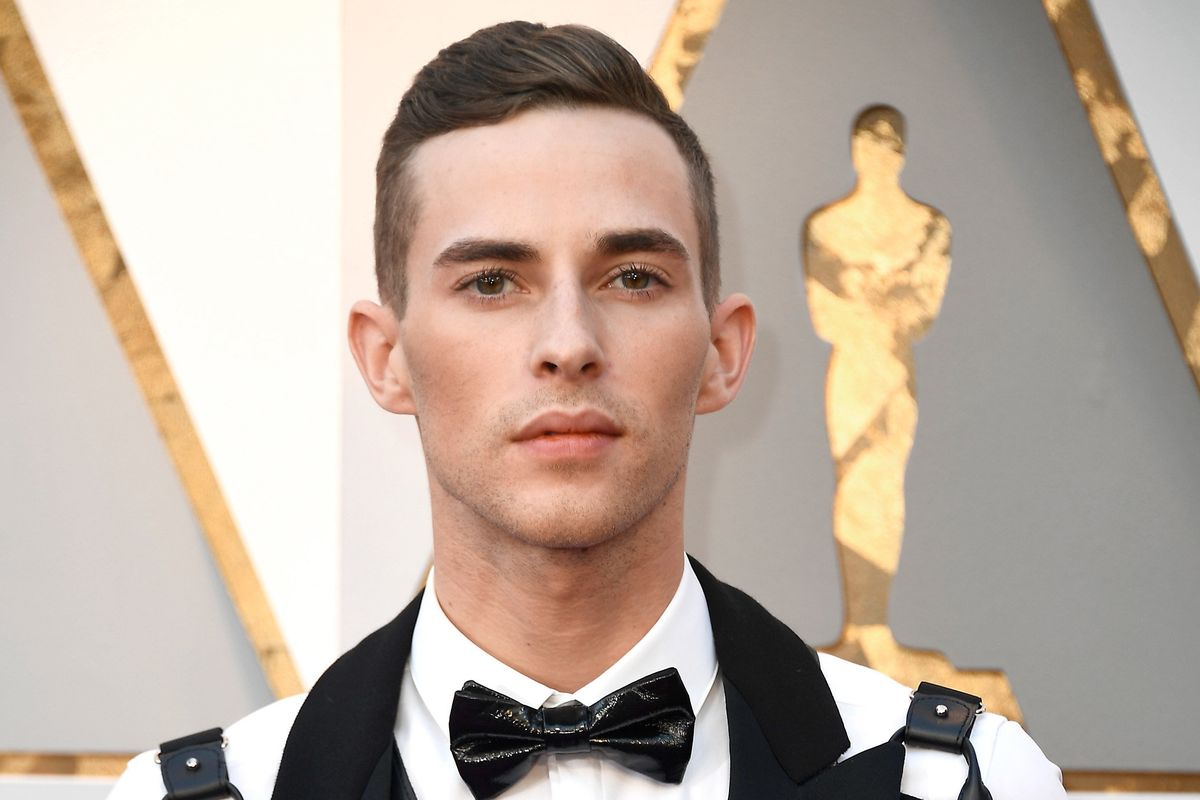 Let's Hope Adam Rippon Checks Mike Pence In Person on His Anti-LGBTQ Policies