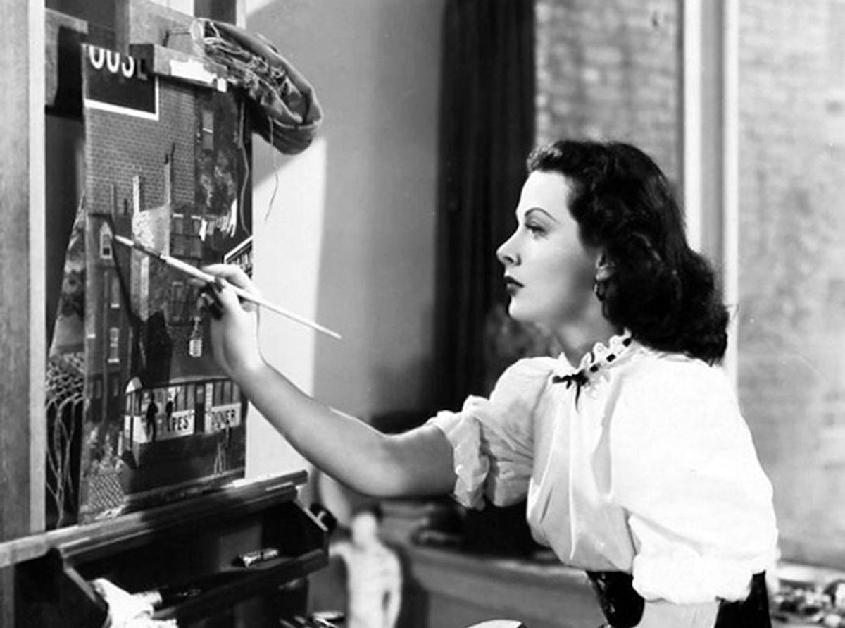 Beauty And Brains: How One Hollywood Actress Invented The Technology For Cell Phones And Wi-Fi