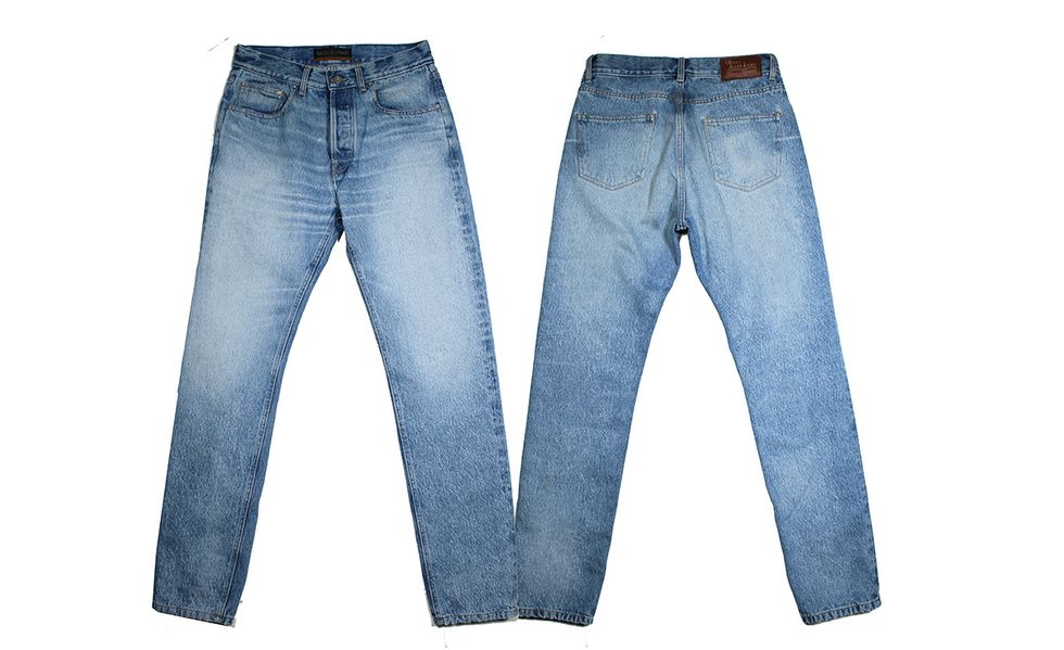The Environmental and Human Cost of Making a Pair of Jeans