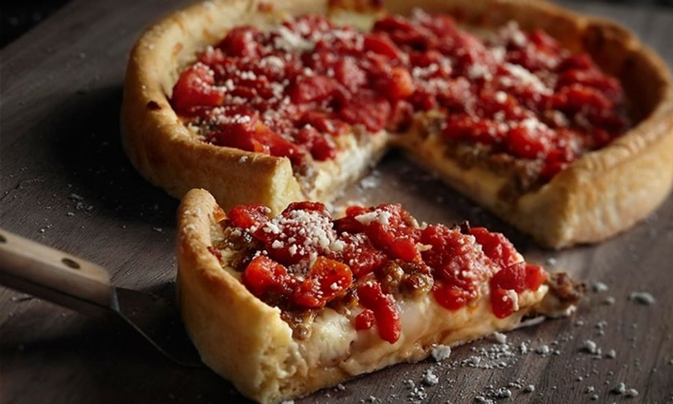 Best Deep-Dish Pizza Joints in NYC