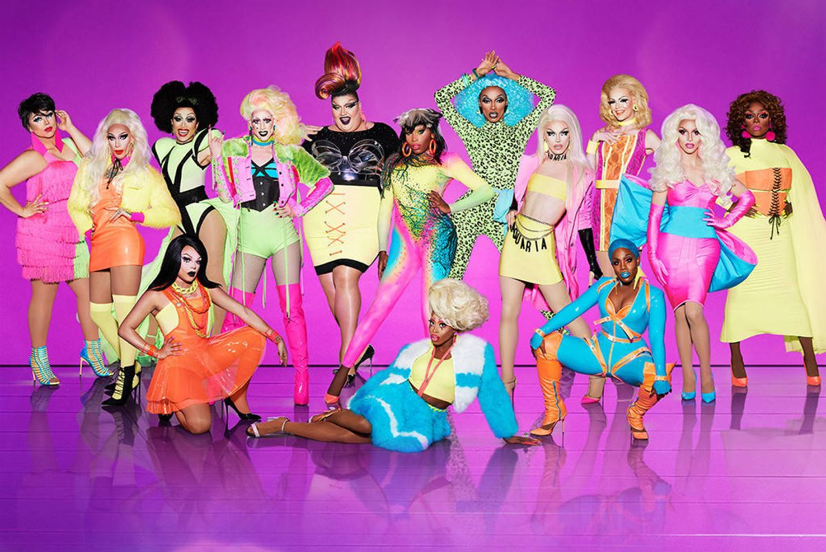 The 'Drag Race' Season 10 Judges Roster Is Insane