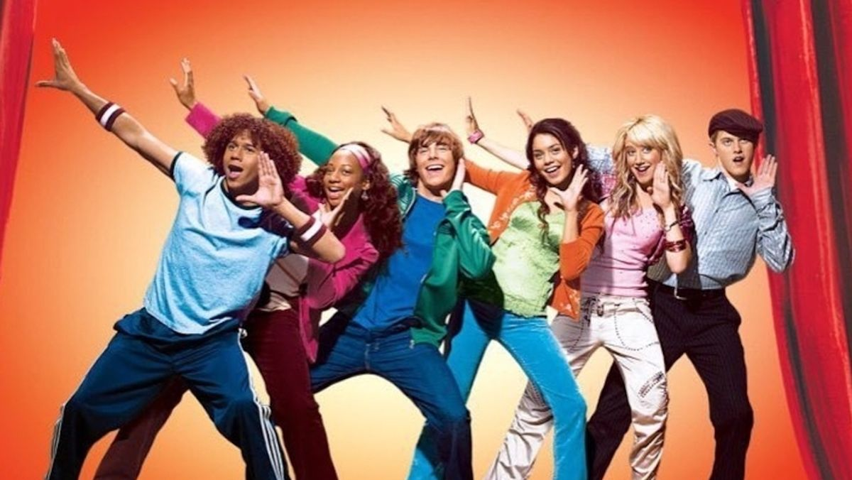 If College Majors Each Had A Disney Theme Song All Their Own