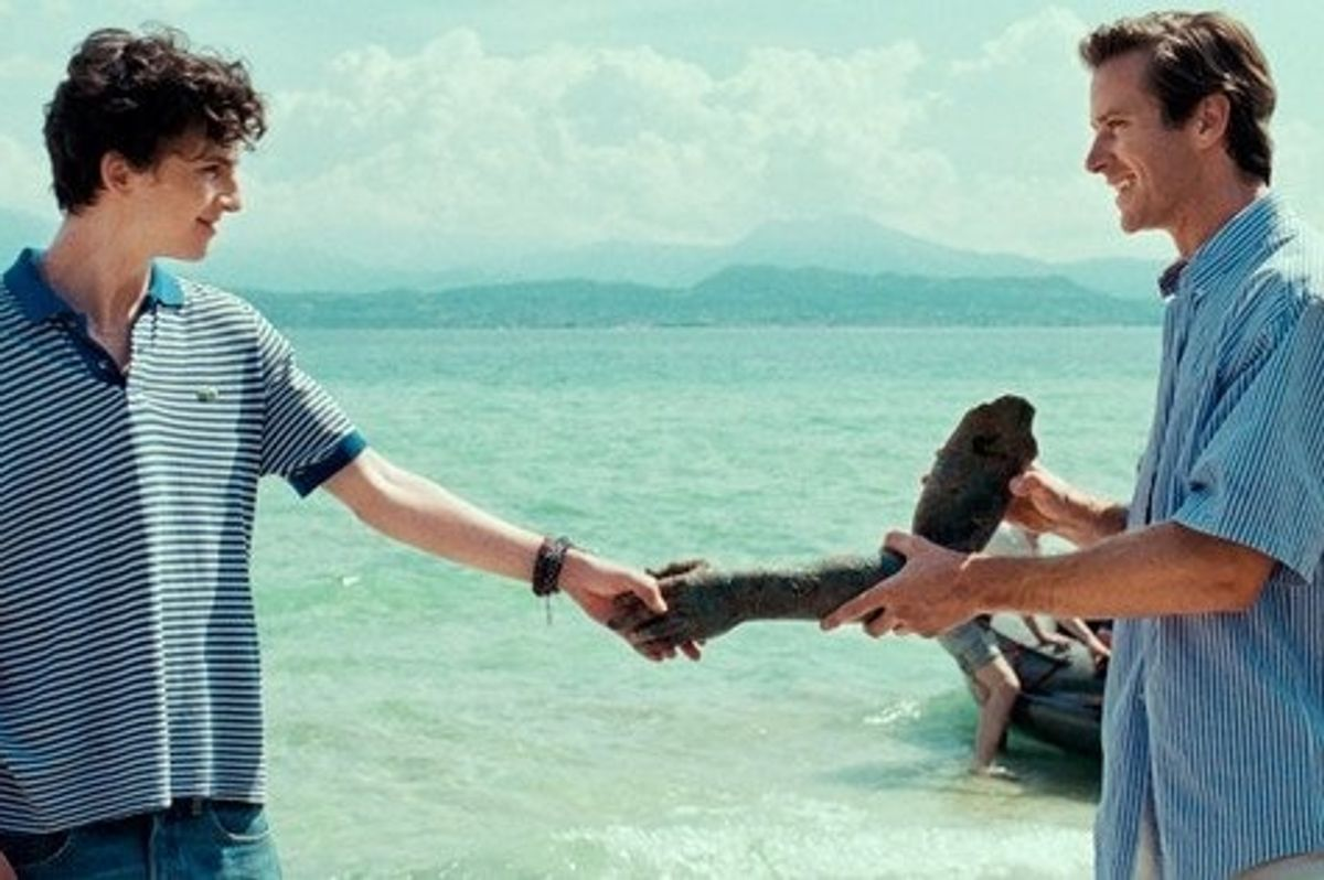 Someone Edited 'Call Me By Your Name' Into an '80s Rom-Com