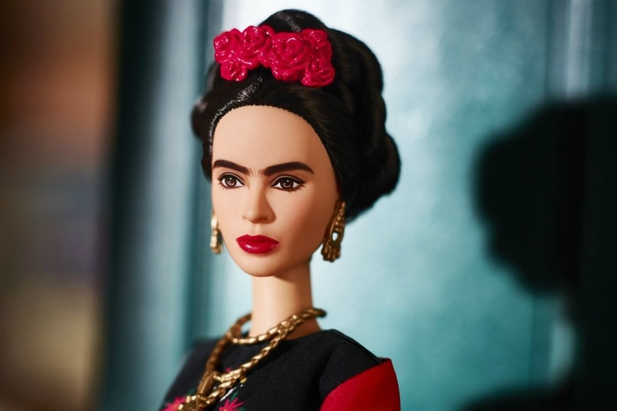 Mattel Made a Frida Kahlo Barbie Without Permission from Her Estate