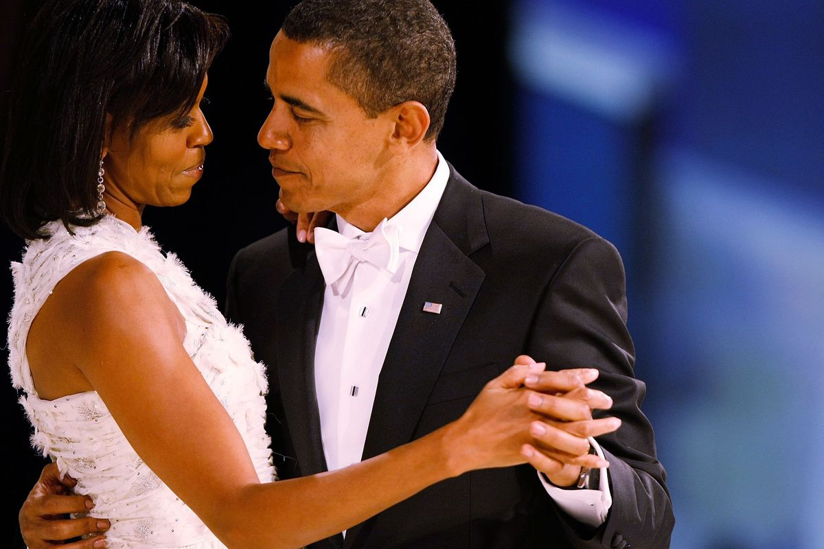 Michelle and Barack Obama Might Be Coming to Netflix