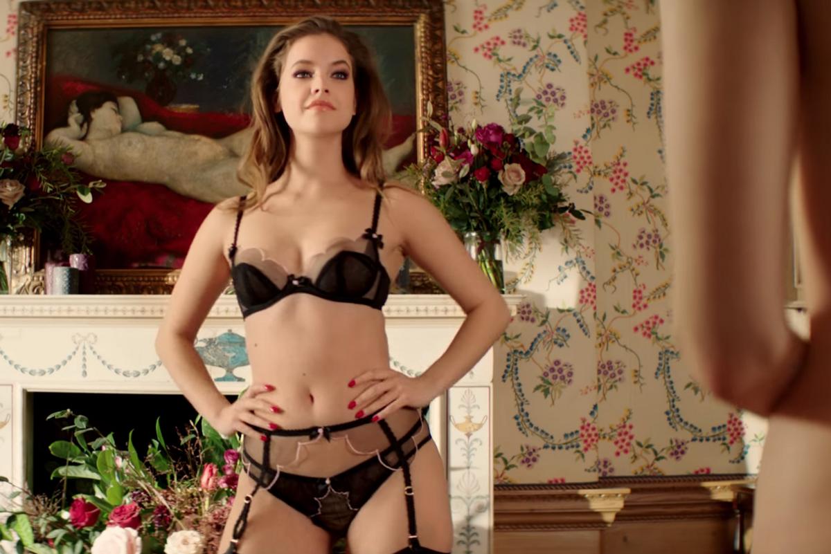 Barbara Palvin Dresses Naked Models for Agent Provocateur
