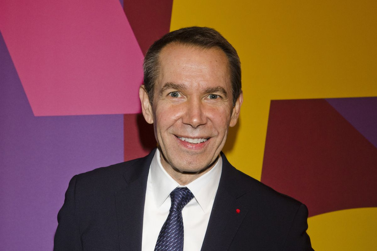 Jeff Koons Loves Lil Uzi Vert More Than You Do