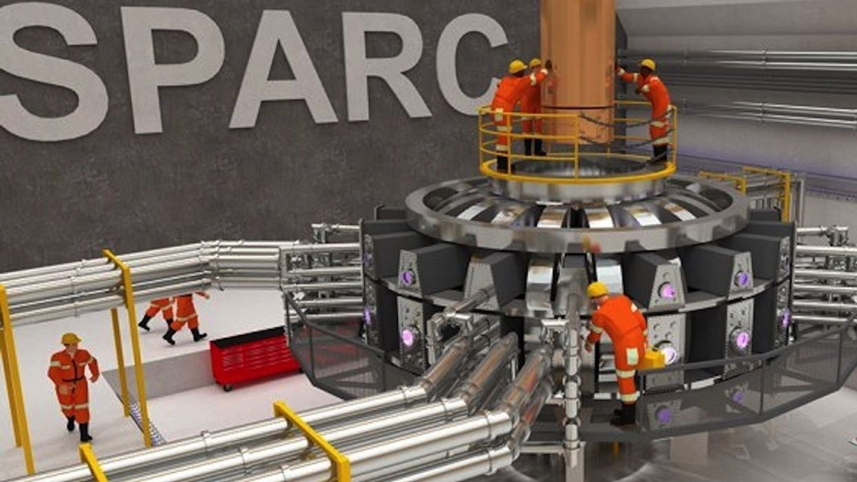 MIT Races to Put Nuclear Fusion on the Grid to Fight Climate Change