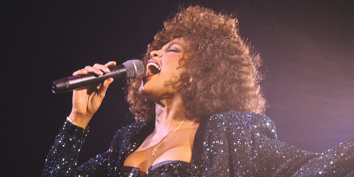 Estate-Approved Whitney Houston Doc Comes Out This Summer