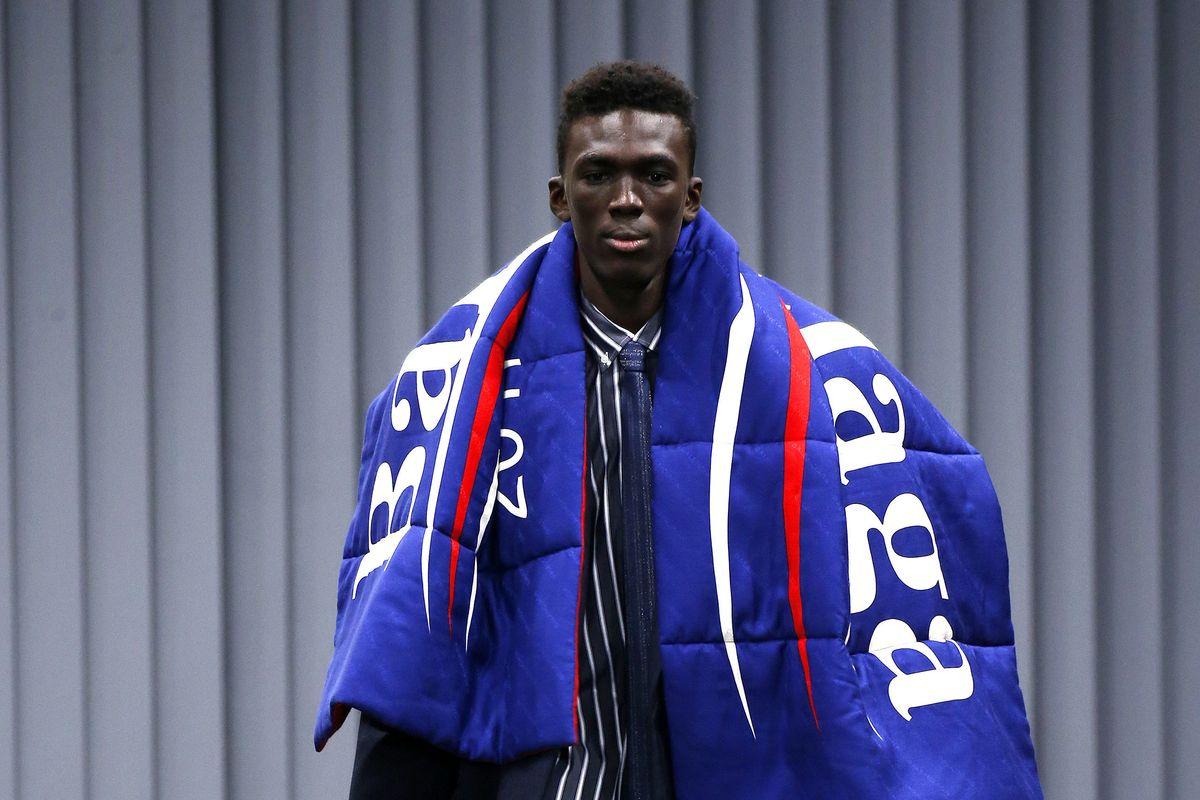 Balenciaga Releases 'Bern-lenciaga' Leather Slides
