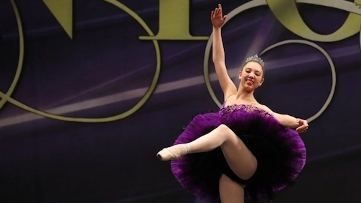 I Chose Dance For My Major And That Decision Was En-Pointe