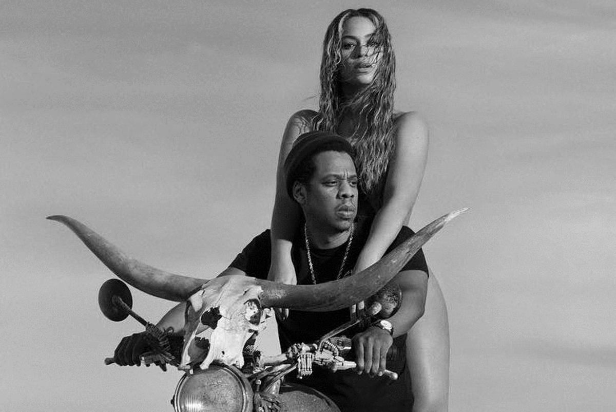 Beyoncé and Her Husband Officially Announce Joint Tour