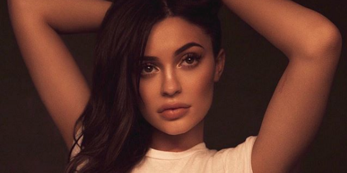 Kylie Jenner Gives First Post-Pregnancy Interview to Twitter