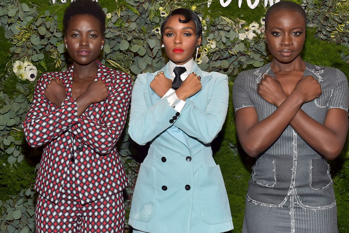 The 'Black Panther' Salute Has Become a Symbol For Black Power
