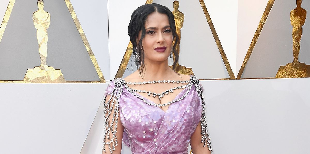 Salma Hayek: How Could They Turn Frida Kahlo Into a Barbie?