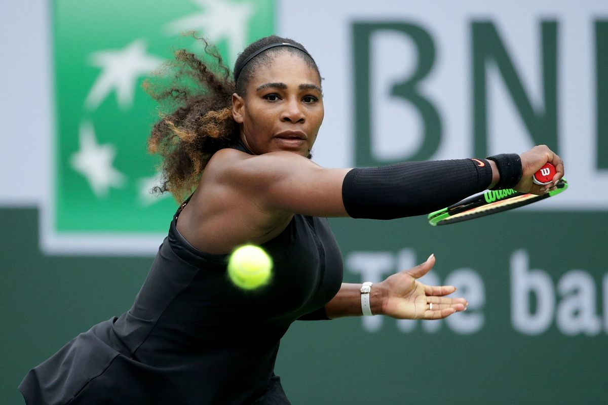 Serena Williams Is Launching a Beauty Line