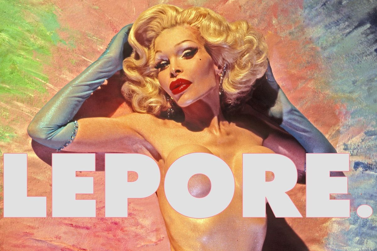 Amanda Lepore Is 'Too Drunk to Fuck' On Her New EP