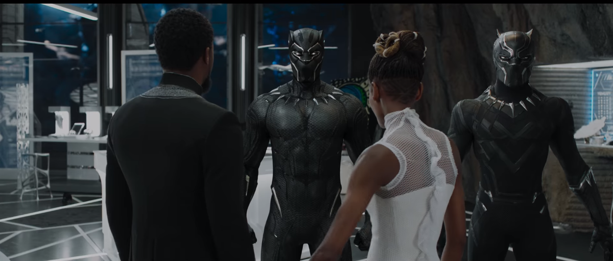 10 Important Things You Might Have Missed While Watching Marvel's 'Black Panther'