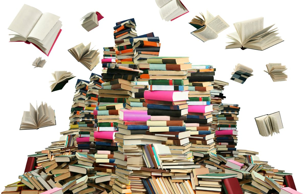 5 Benefits Of Reading Multiple Books At Once