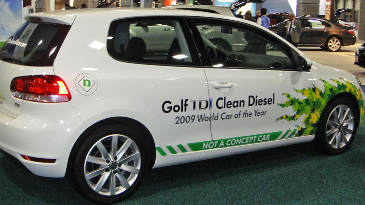 Three Years After 'Dieselgate,' VW Fails Pollution Tests