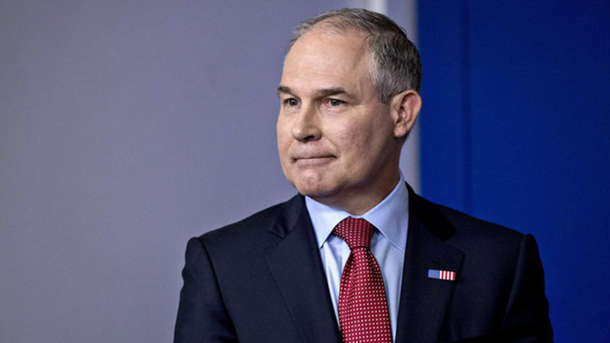 Court Rules Pruitt Broke the Law for Smog Rule Delay