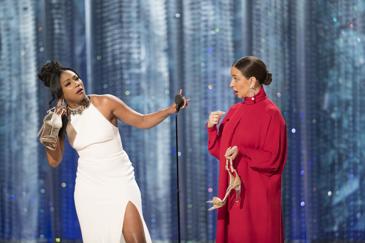 Tiffany Haddish Received $13 Wine For Presenting at the Oscars