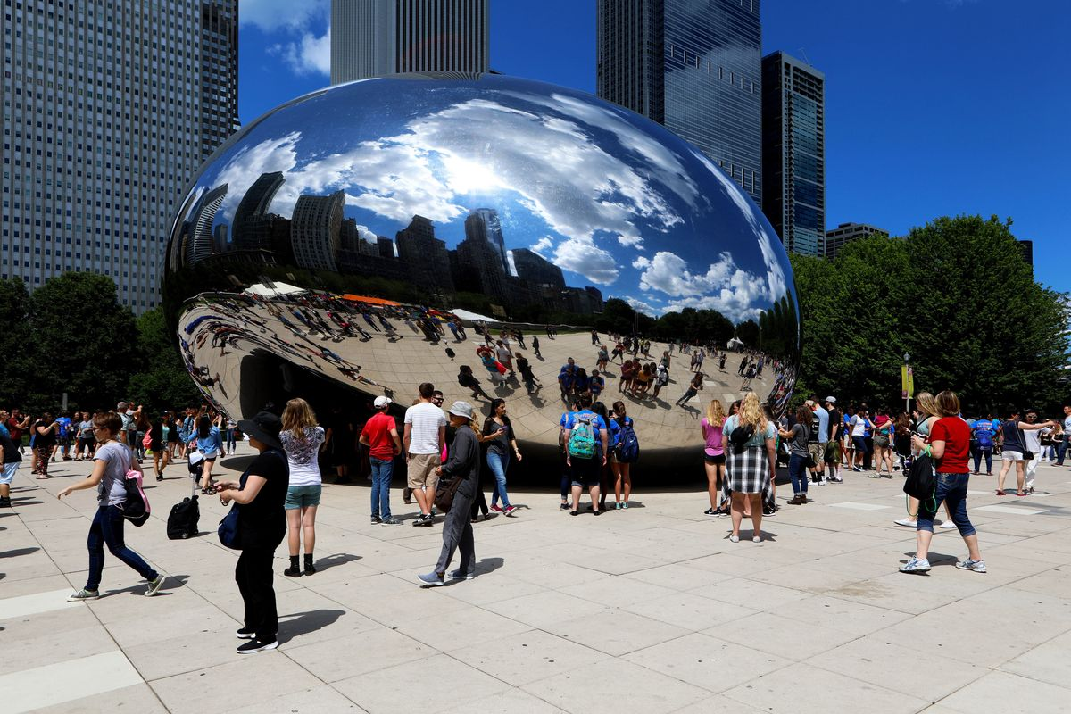 Anish Kapoor Slams NRA For Using The Bean In Their Propaganda