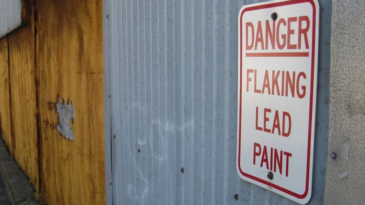 Lead Exposure Linked to 412,000 Premature Deaths in U.S. Each Year
