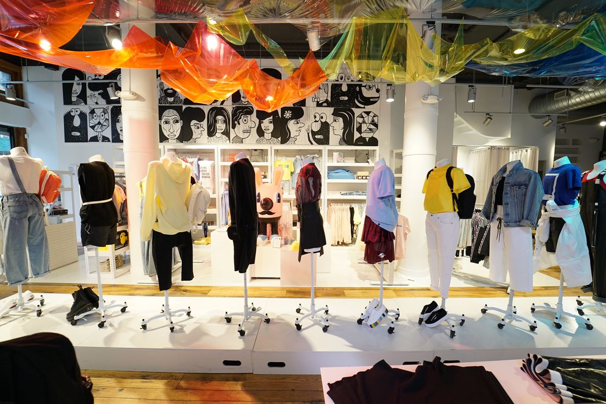 The Phluid Project Is the First 'Gender Free' Store in the World