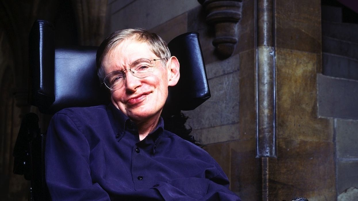 Stephen Hawking's Final Warnings Urged World to Halt Climate Change