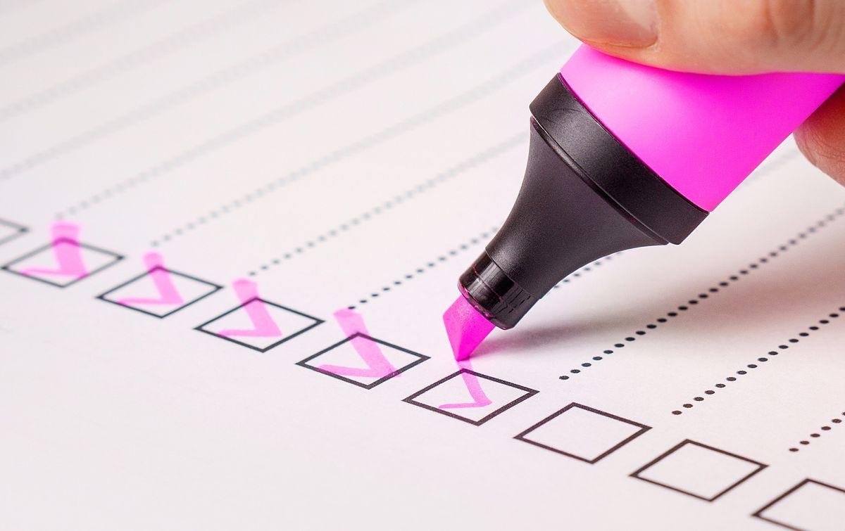 Mid-Semester Checklist