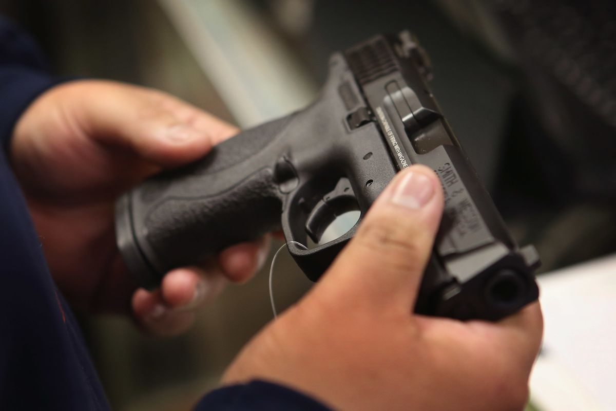 Gun Safety Teacher Accidentally Fires Gun, Injures Three Students
