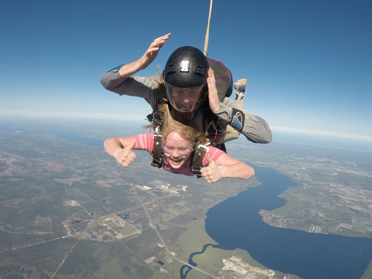 10 Reasons You Should Go Skydiving