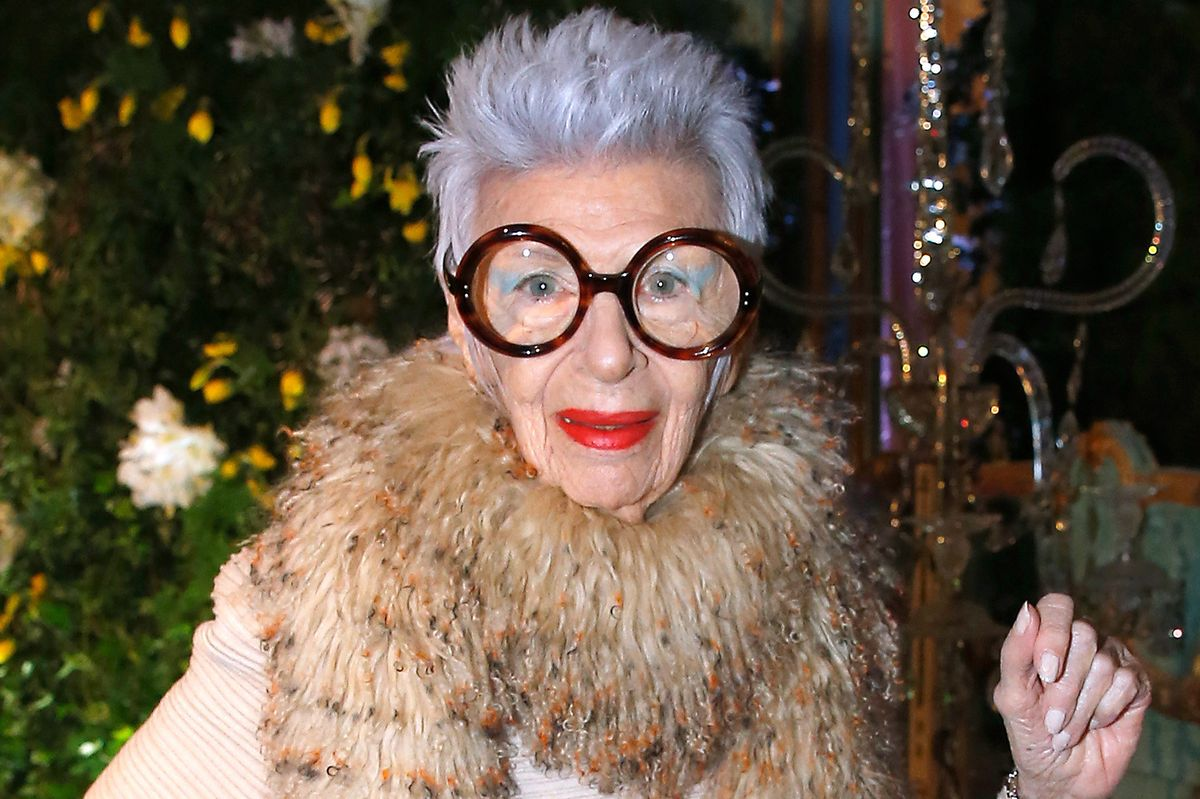 Iris Apfel Is Getting Her Very Own One-of-a-Kind Barbie