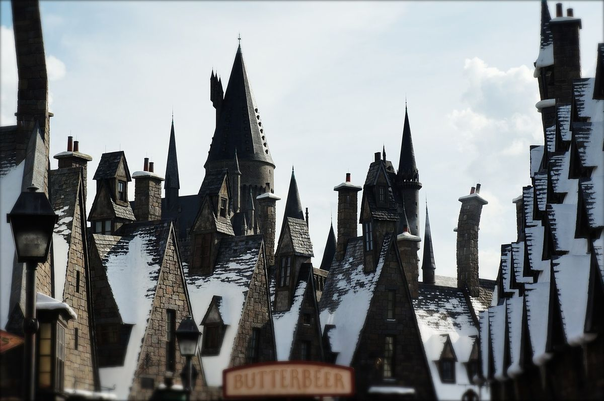 What It's Like To Rediscover Harry Potter