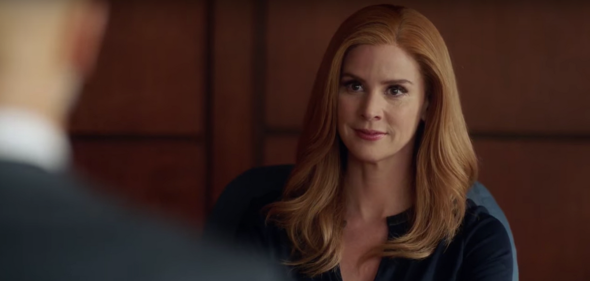 5 quotes by donna paulsen that makes the suits renewal worth watching 5 quotes by donna paulsen that makes