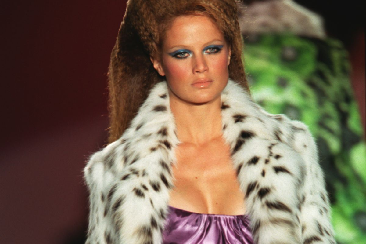 Versace Is Going Fur-Free