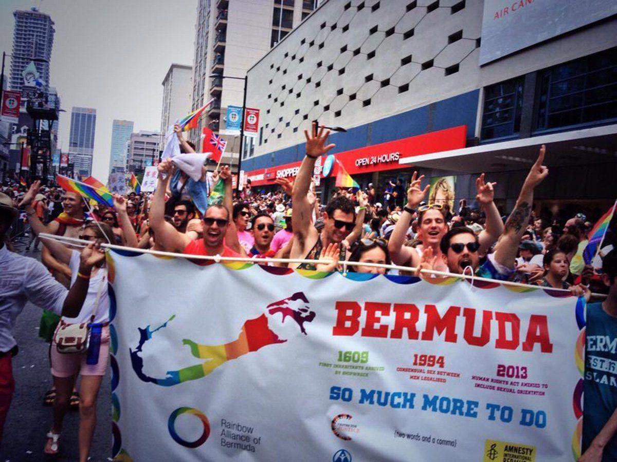 Bermuda Has A Homophobia Problem